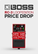Boss RC-3 pédale Loop Station
