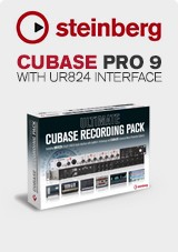 Steinberg Cubase Pack Enregistrement Ultime