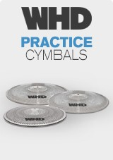 WHD Practice Cymbals