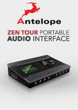 Antelope Audio Zen Tour Portable Audio Interface