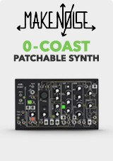 Make Noise 0-Coast Patchable Synthesizer