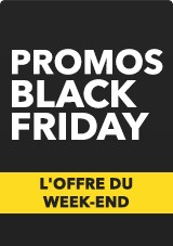 Offre Black Friday du Weekend
