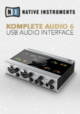 Native Instruments Komplete Audio 6 Interface Audio USB